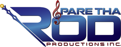 Logo of Spare Tha Rod Productions Inc.